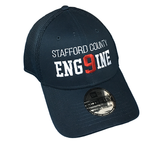 ENG9INE New Era Fitted Hat