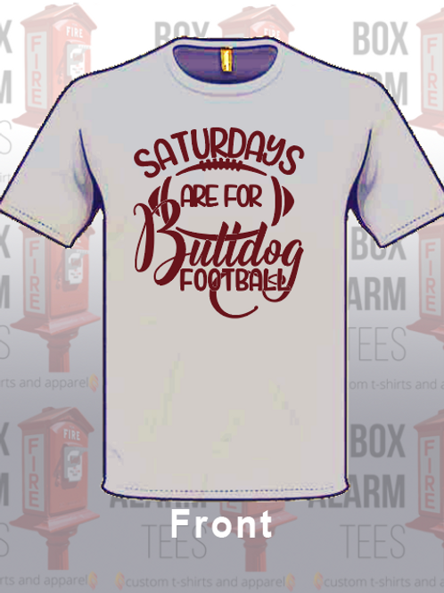 Saturdays Are For Bulldog Football