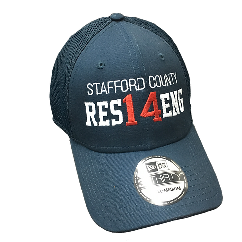RES14ENG New Era Fitted Hat