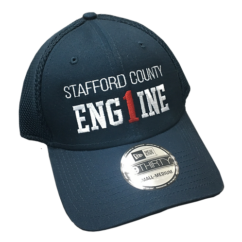 ENG1INE New Era Fitted Hat