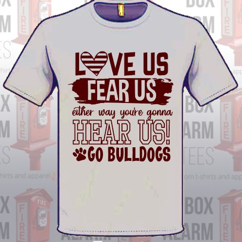 Bulldogs Cheerleading