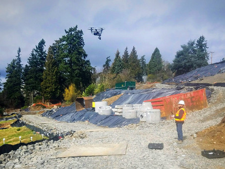 Blog#6 | UAV Adoption on the Construction Site Gives a Glimpse of the Future