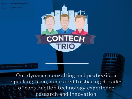 News Flash   Brian Smith Interview on ConTechTrio Podcast #80