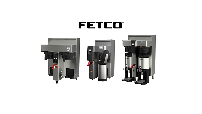Coffee Machines by Manufacturer - fetco