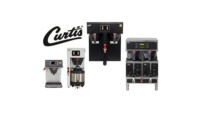 Coffee Machines by Manufacturer - curtis