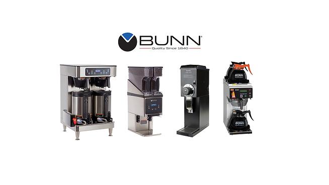 Coffee Machines by Manufacturer - bunn -