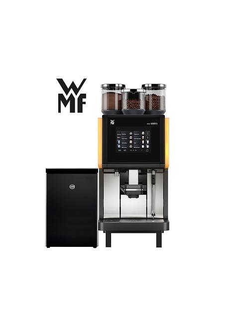 5000S Machine and Refrigerator logo Layo
