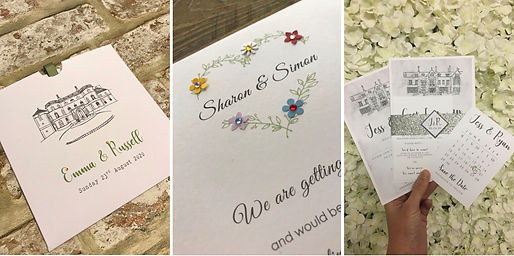 Hadmade By Gemma Wedding Stationery
