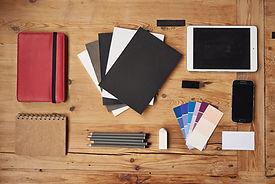 Desk och Stationery