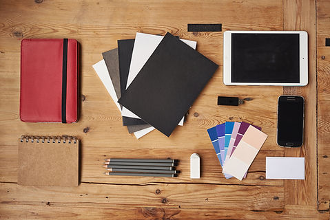 Desk and Stationery