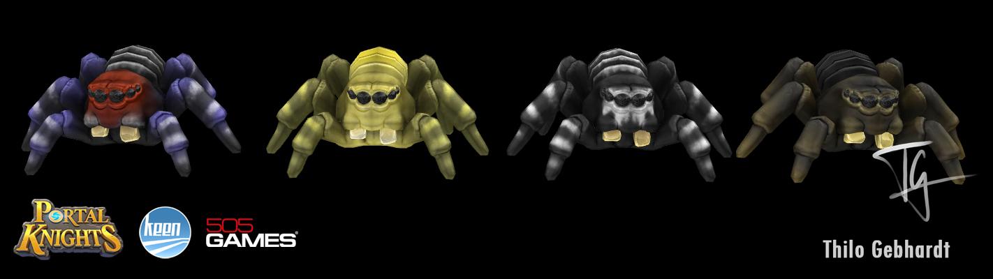spider_colorvariations