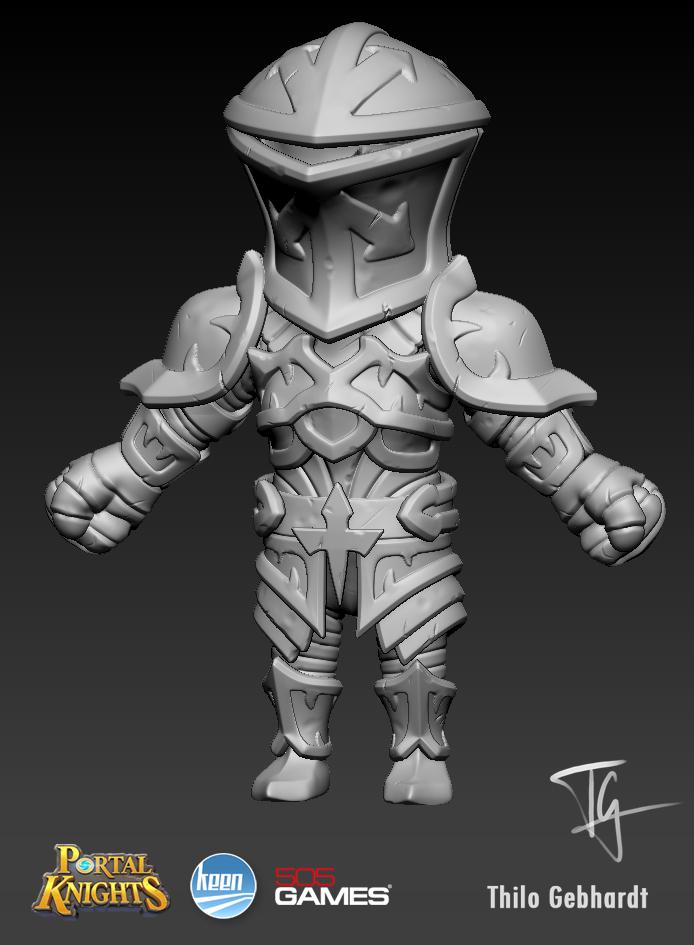mighty_warrior_sculpt