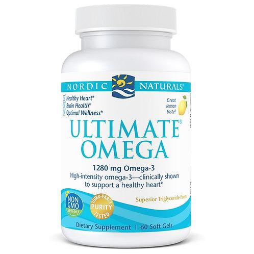Ultimate Omega 1280mg Omega - 3