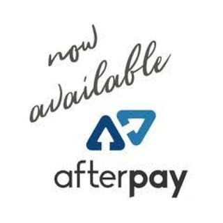 Afterpay NOW AVAILABLE!!