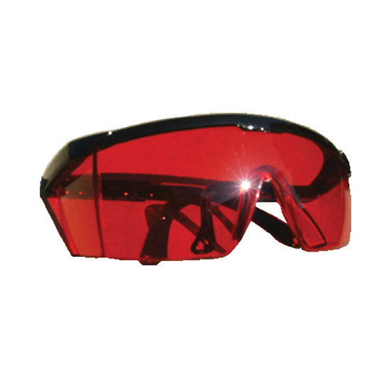 Red Laser Protection Goggles (190nm -550nm)