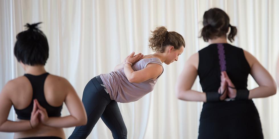 Yogalärarutbildning/mentorprogram online | Block 1