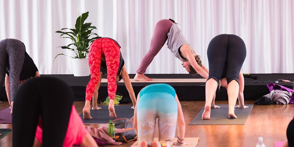 Fördjupningshelg för yogalärare
