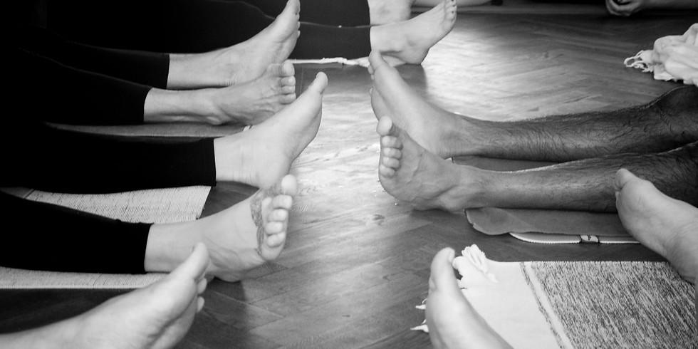 Vinyasayoga & Meditation - 4 veckors kurs online