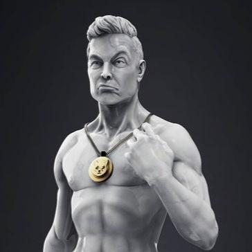 First Foundation NFT: Elon Of Michelangelo