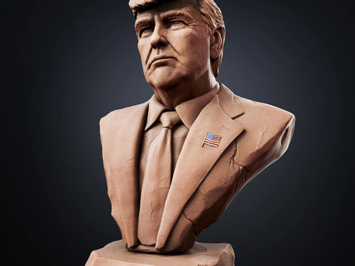 Donald J. Trump - Historical Personalities 01