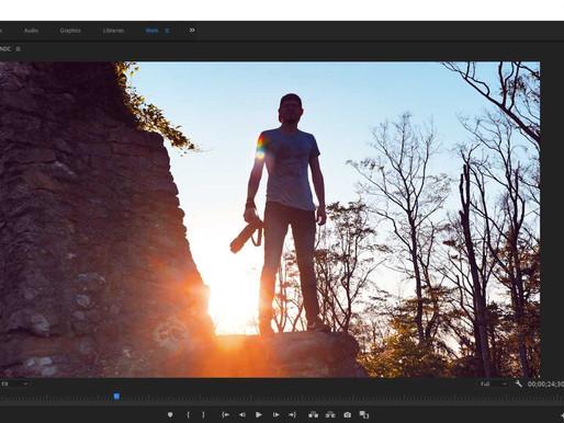 Premiere Pro CC: Wie nutze ich LUTs optimal mit Lumetri Farben | Step by Step (einfach)