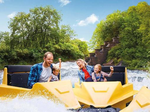Le top 10 des attractions à Bellewaerde Park