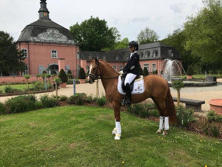 Duisenberg wins the NRW Young Talent Meeting