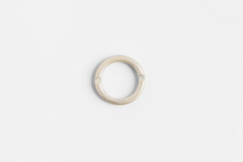 Less #6 : Personal Silver Ring