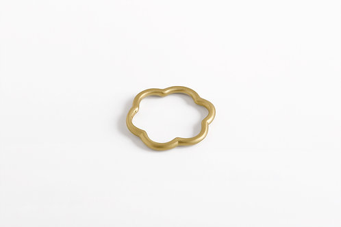 Flower : Gold Ring