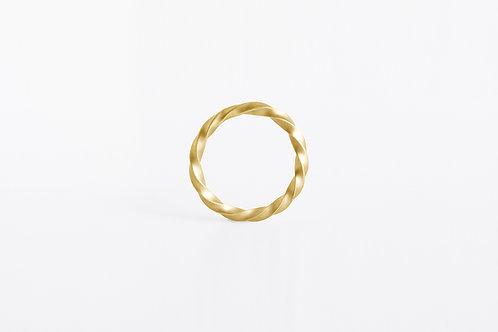 Wedding Ring : Twisted