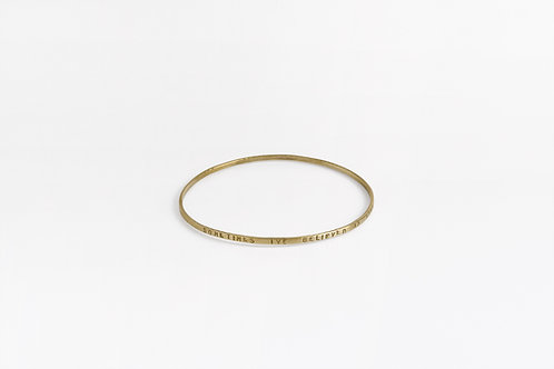 Alice : Bracelet