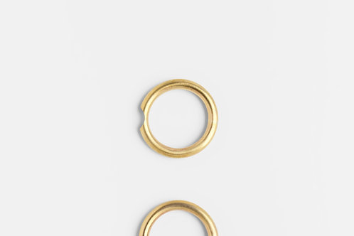 Less #1 : Personal Brass Ring