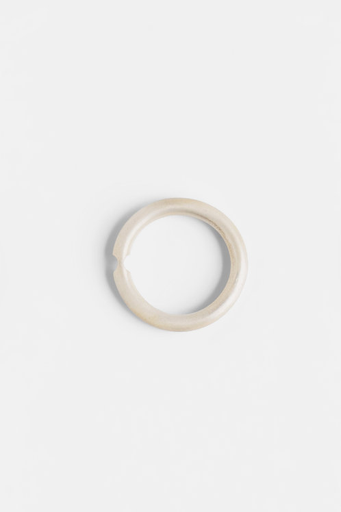 Less #2 : Personal Silver Ring