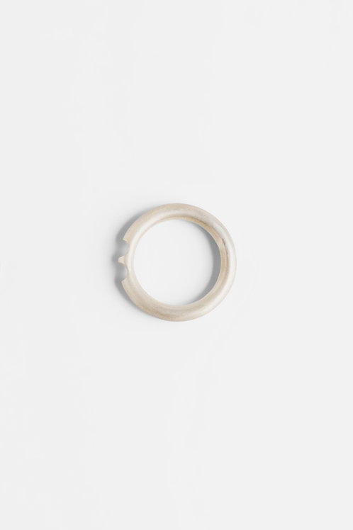 Less #5 : Personal Silver Ring
