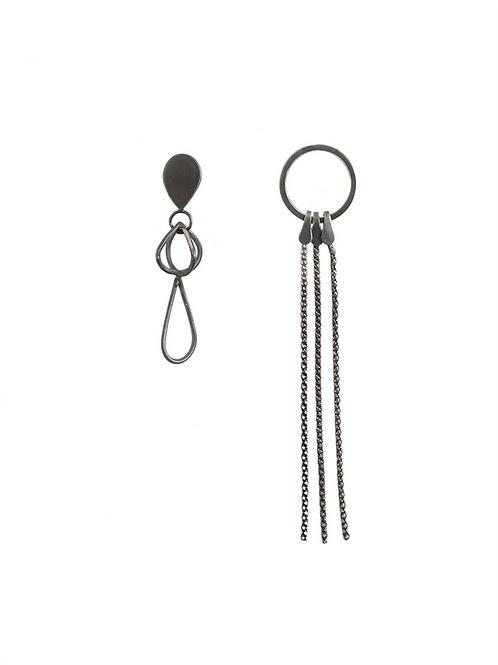 Mix Pair : Earrings