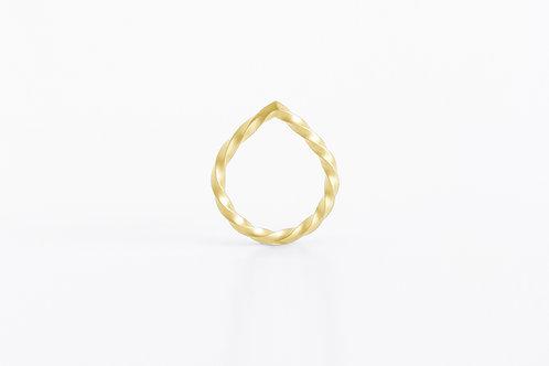 Wedding Ring : Twisted Tear