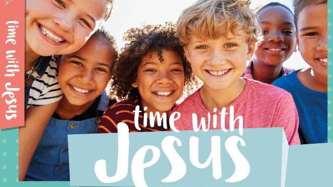 Time with Jesus (CD)