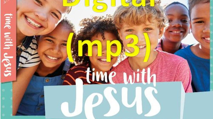 Time with Jesus (mp3)