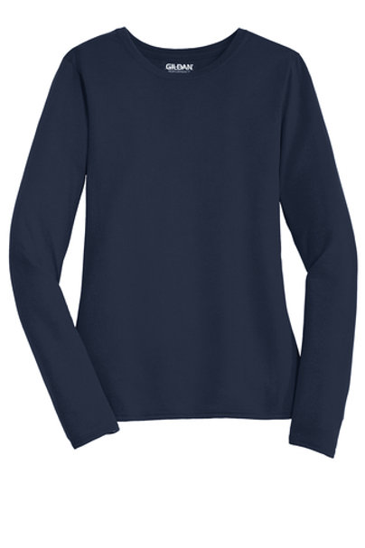 ES Ladies Gildan - DryBlend 50 Cotton/50 Poly Long Sleeve T-Shirt
