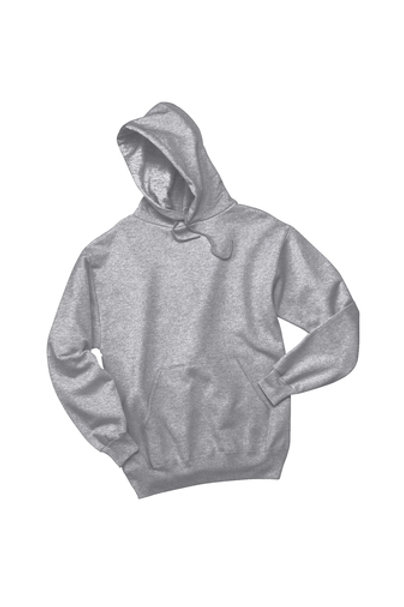 Nishime Adult JERZEES - NuBlend Pullover Hooded Sweatshirt-Athletic Heather