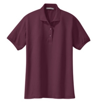 Colerain Fire Academy Ladies Silk Touch™ Polo