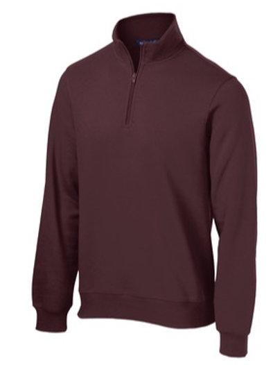 Colerain Fire Academy Mens 1/4-Zip Sweatshirt