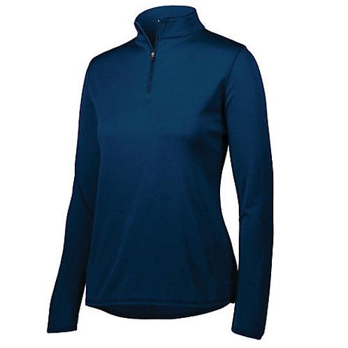 St. I Augusta Ladies Attain 1/4 Zip Pullover