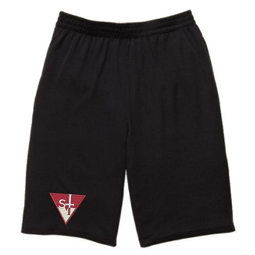 Boys/Men's Sport Shorts - Black
