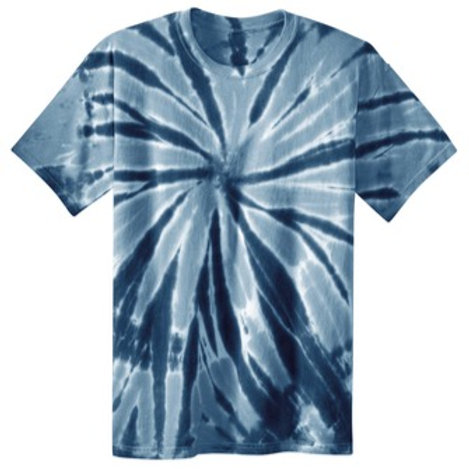 College Hill Youth and Adult Tie-Dye Tee