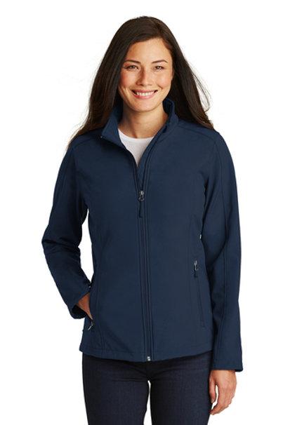 Colerain Police Core Soft Shell Jacket-Women's