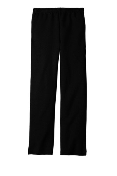 Lineshot Adult NuBlend Open Bottom Pant with Pockets