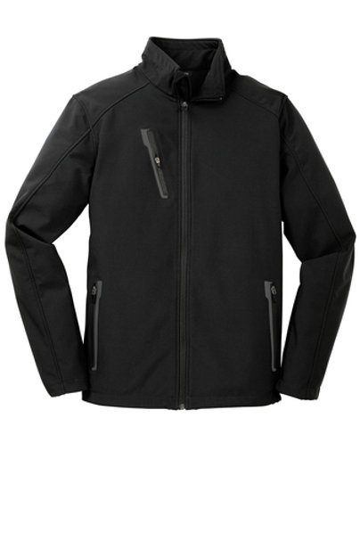 thyssenkrupp Men's Welded Soft Shell Jacket