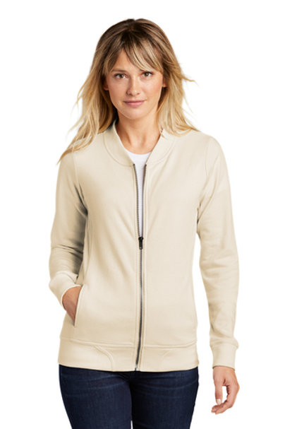 Cincinnati Traditions Ladies Lightweight French Terry Bomber