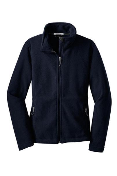 College Hill Ladies Fleece Jacket